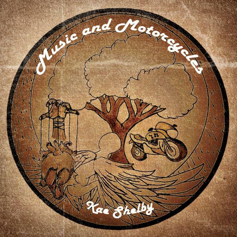 Kae Shelby - Music and Motorcycles
