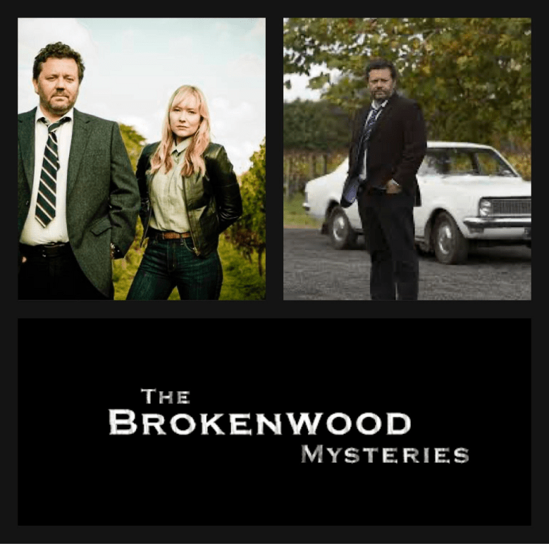 Brokenwood Mysteries