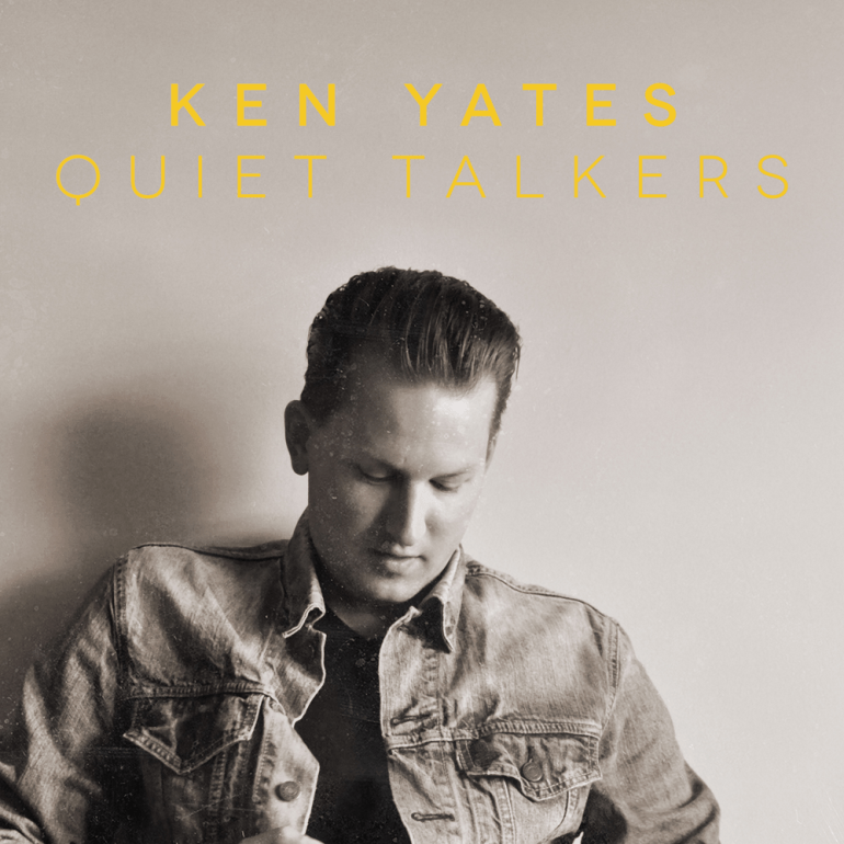 Ken Yates - Quiet Talkers