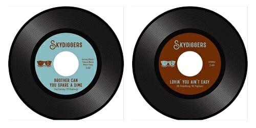 Skydiggers Singles