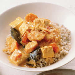 Thai Kitchen Organic Coconut Milk Ge Appliances Panang Tofu Curry Recipe By Chefblogdigest - Cookeatshare