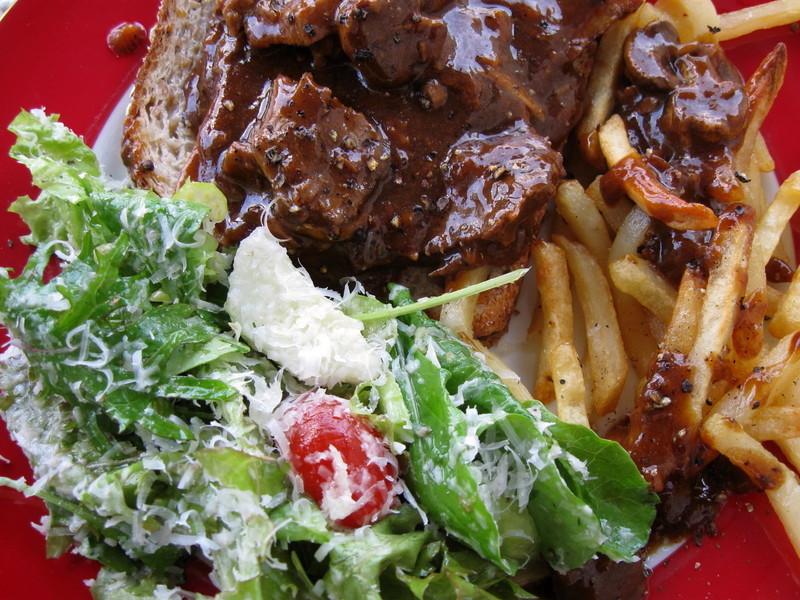 Recipe of the Week - Hot Roast Beef Sandwich Recipe by Dennis - CookEatShare