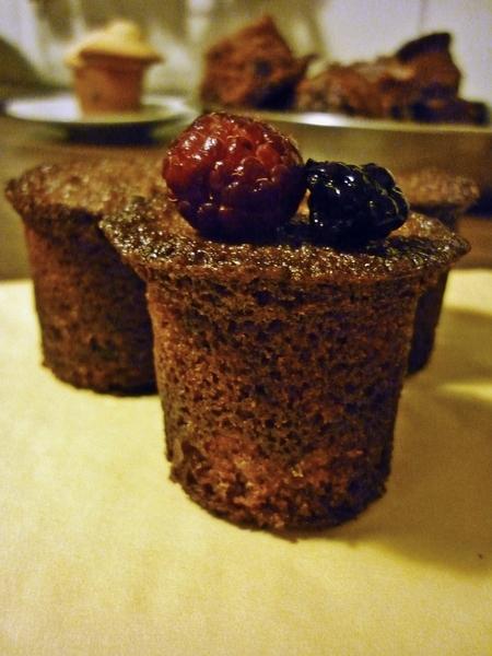 Ricetta Muffins ai frutti di bosco  CookEatShare