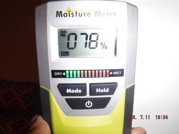 Ryobi Pinless Moisture Meter Review