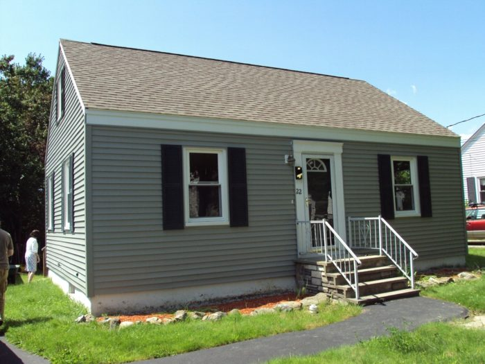 Cape Cod Style Homes Are Difficult To Heat