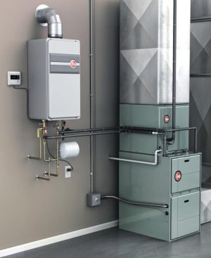 Using a Tankless Water Heater for Space Heat  GreenBuildingAdvisor