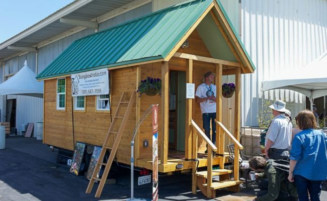 Tiny House Converts Benefit The Environment