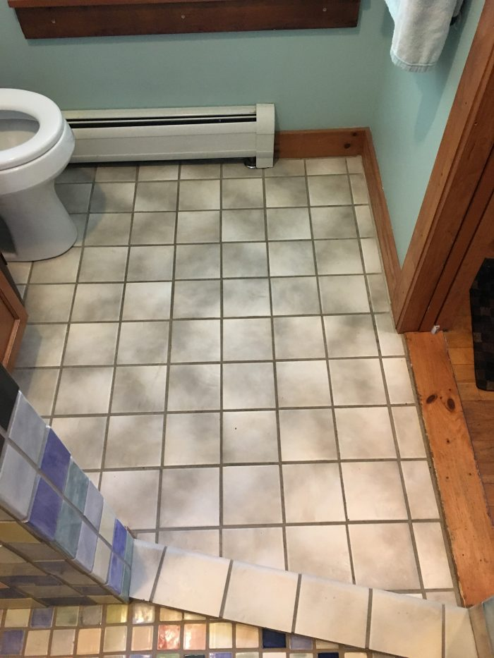 what s the most durable grout