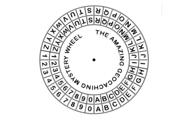 GC5W7TB The Secret Decoder (Unknown Cache) in Michigan