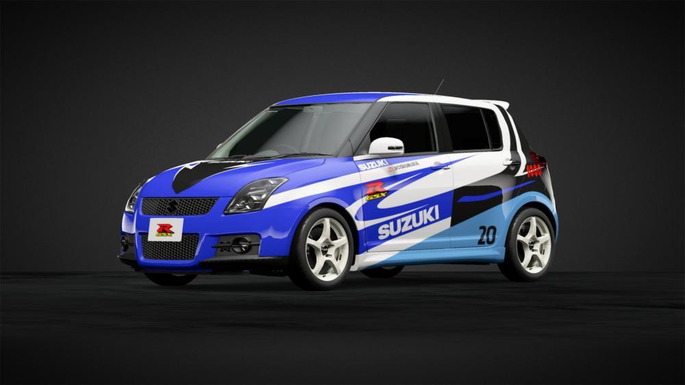 medium resolution of suzuki gsx r 1000 2001 2002 car livery by kimikaf1 community gran turismo sport