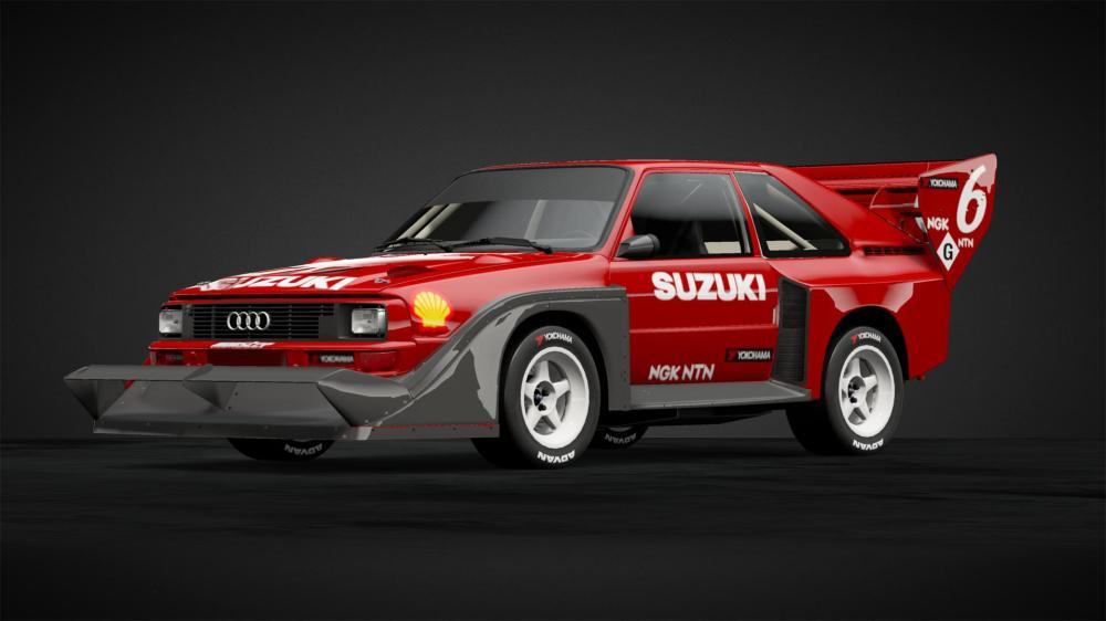 medium resolution of suzuki escudo dirt trial car car livery by rogholmespne1880 community gran turismo sport