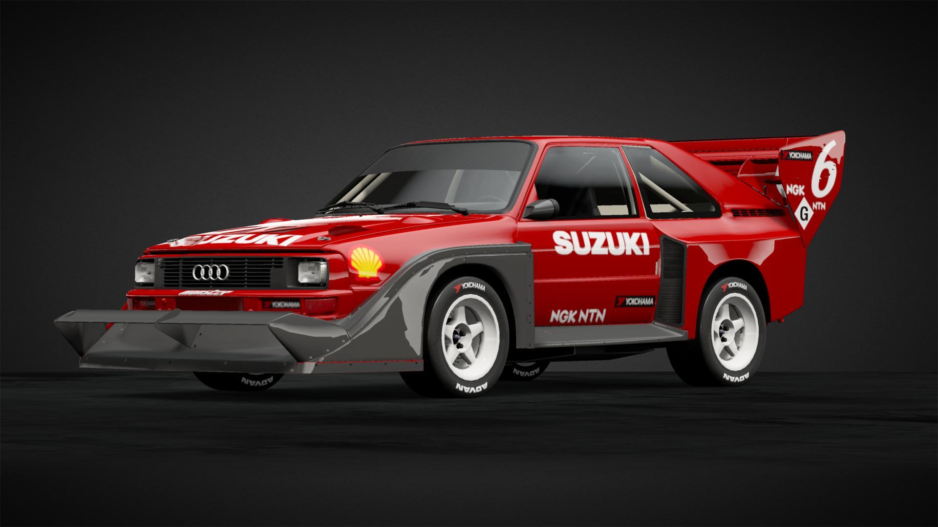 hight resolution of suzuki escudo dirt trial car car livery by rogholmespne1880 community gran turismo sport