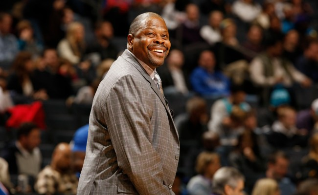 Patrick Ewing Named Head Men S Basketball Coach At