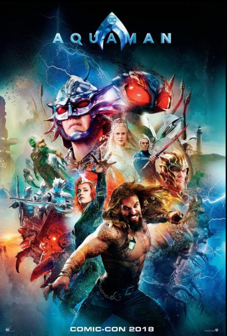 Aquaman 2018 Film Complet En Francais Streaming : aquaman, complet, francais, streaming, Aquaman, (2018), Movies