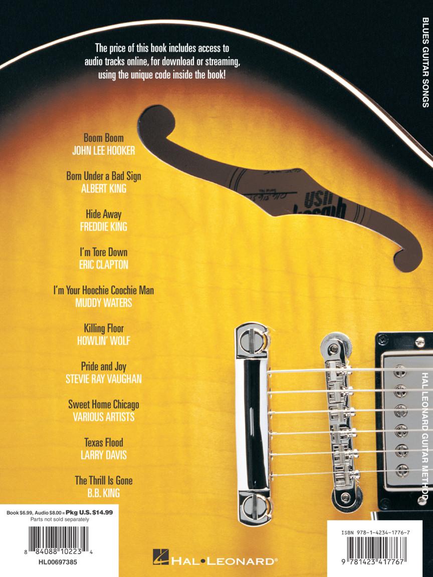 Blues guitar worldbluesgtworld's lick diary : Blues Guitar Songs Guitar Tab Hal Leonard Guitar Method Book Online Audio 697385