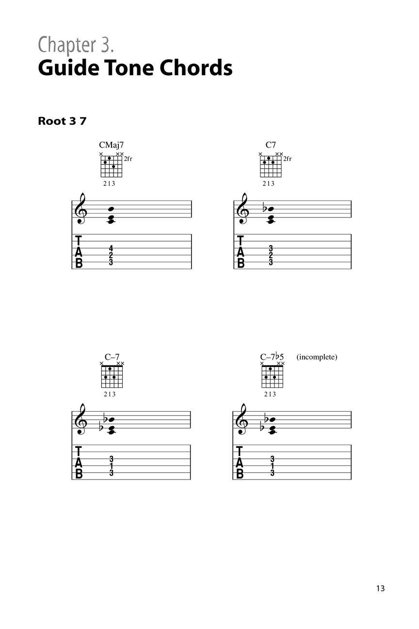 Berklee Jazz Guitar Chord Dictionary (Guitar Tab) : by