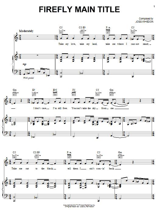 Owl City Fireflies Piano Sheet