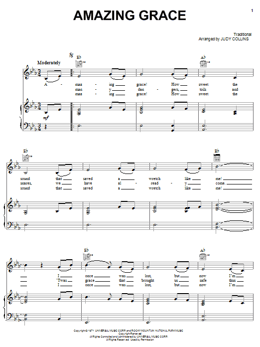 Grace Tenor Music Sax Sheet Amazing Solo