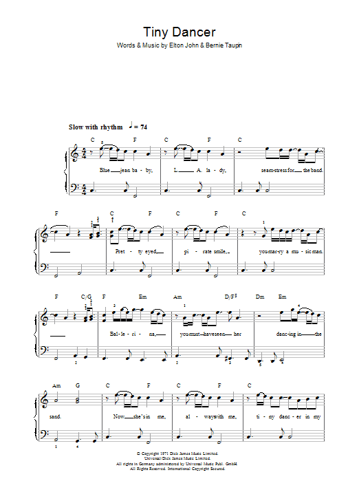 Easy Love Song Chords