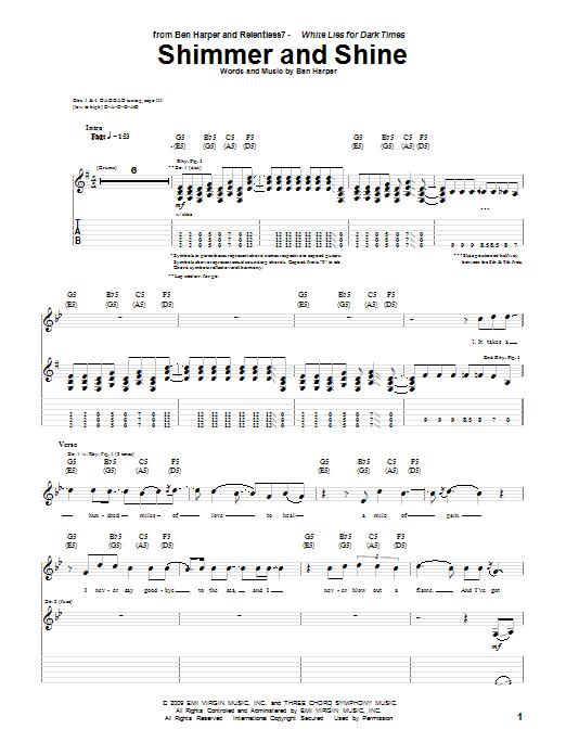 Shimmer And Shine Song : shimmer, shine, Shimmer, Shine, Harper, Relentless7, Guitar, Instructor