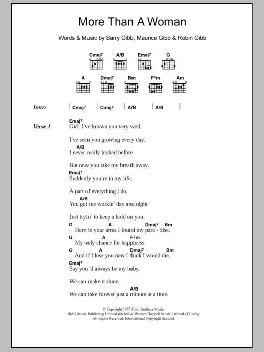 Tender Love Lyrics