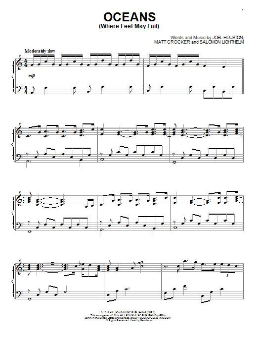 Oceans Hillsong Guitar Chords Gallery - finger placement guitar ...