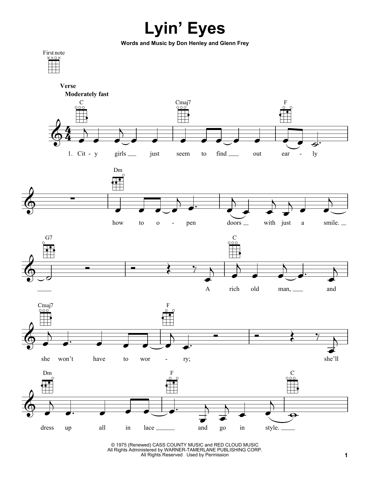 Let Her Cry Chords   Sheet and Chords Collection