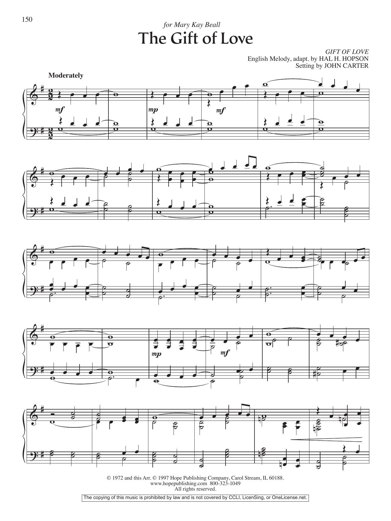 Sax Grace Amazing Tenor Sheet Music Solo
