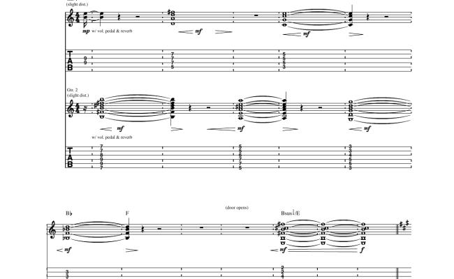 Nobody S Fault By Aerosmith Guitar Tab Guitar Instructor