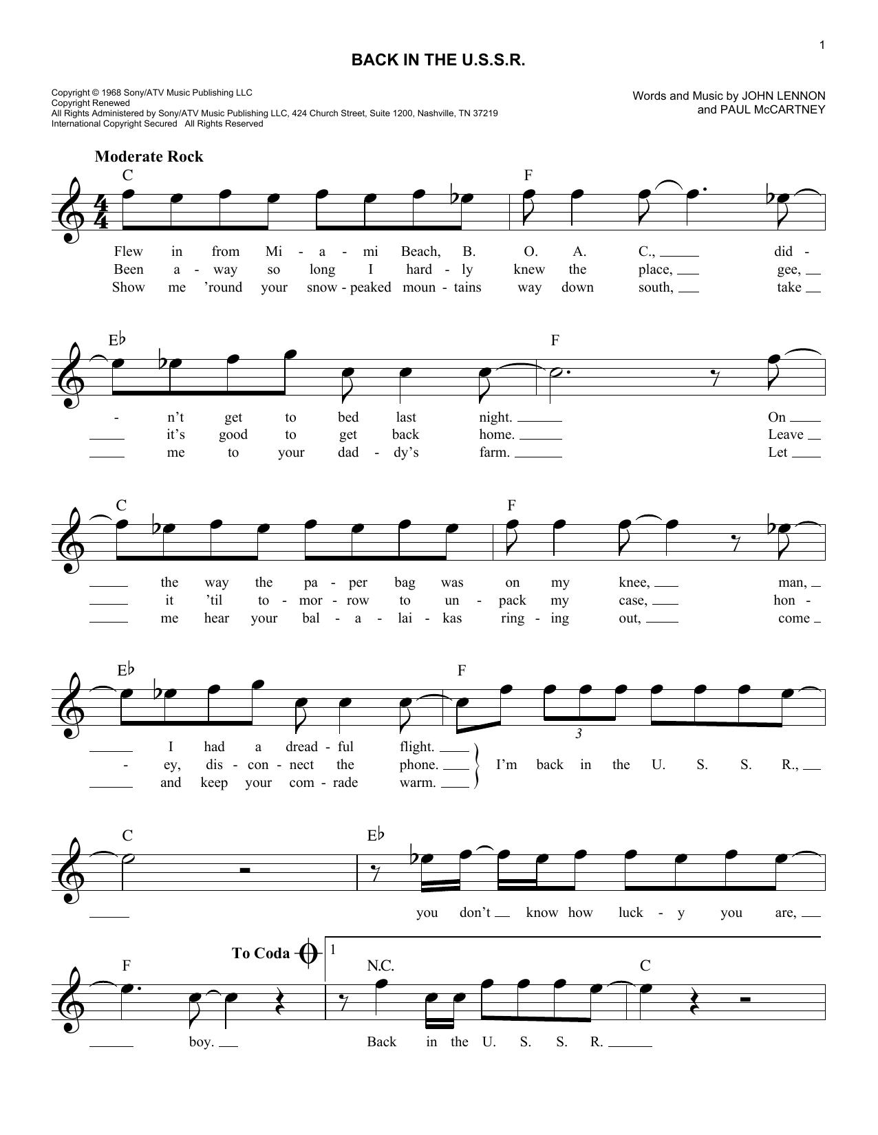 Hey Jude Piano Transcription
