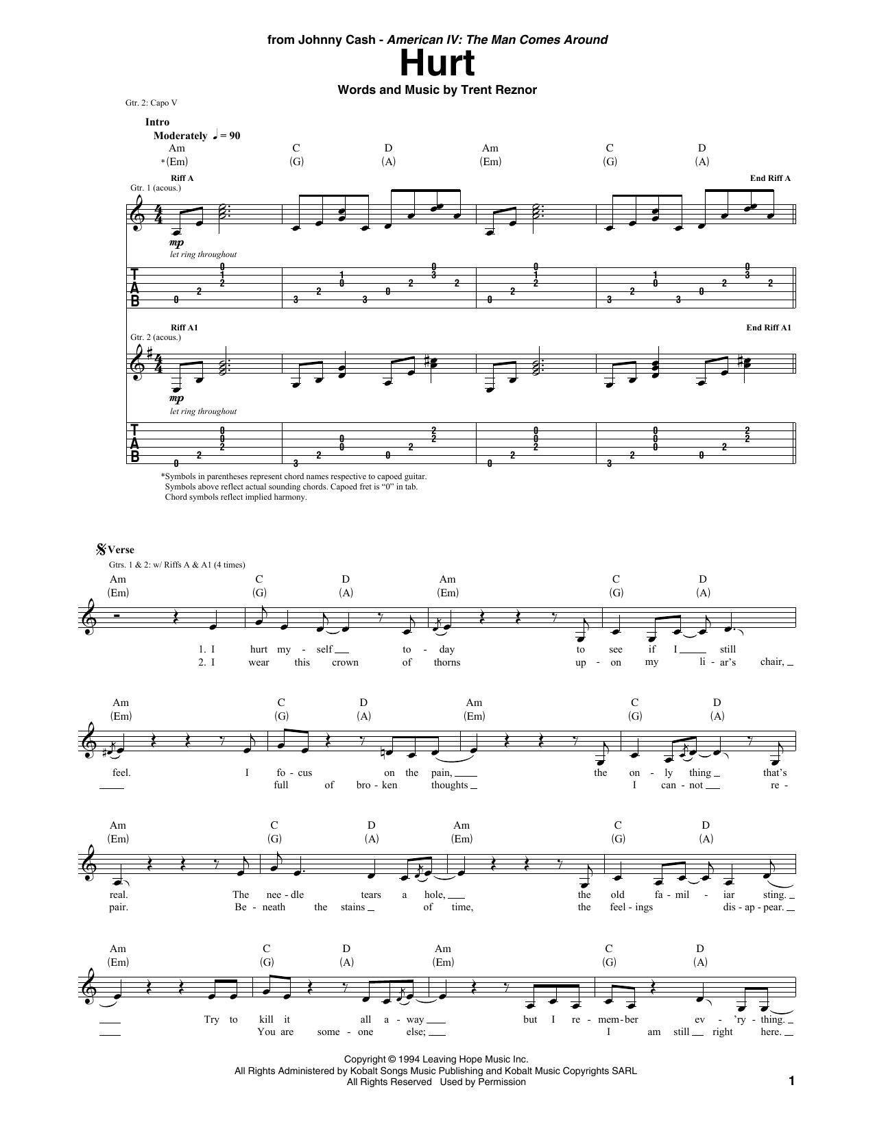 Awesome Chords Folsom Prison Blues Guitar Gift Beginner Guitar