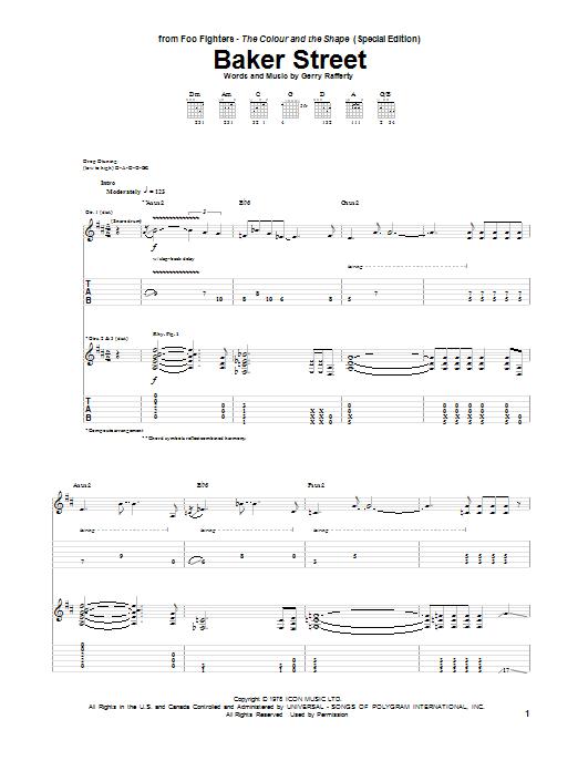 Instrumental Sax Street Solo Baker