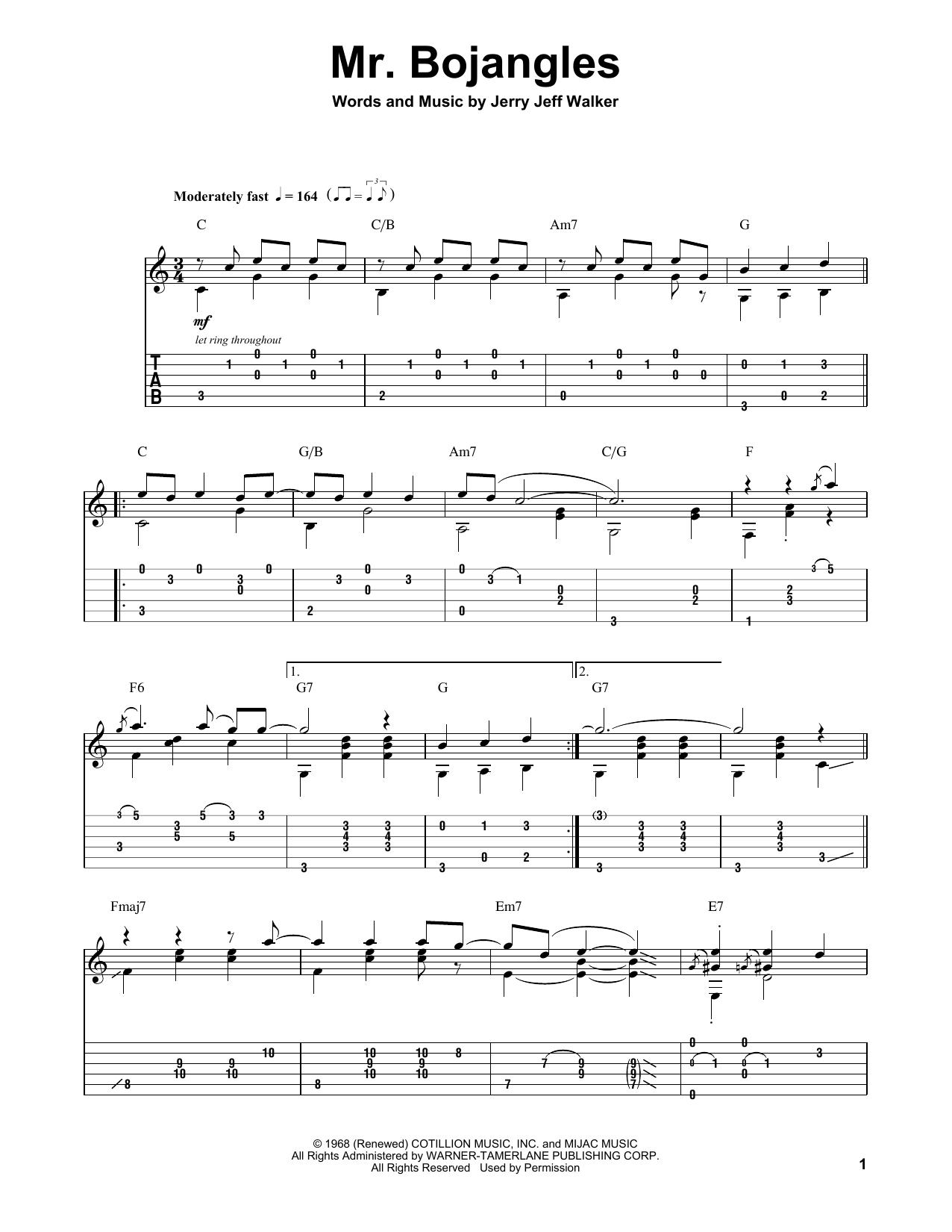 Mr Bojangles  Sheet Music Direct