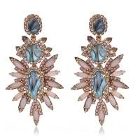 Elizabeth Cole Blush Statement Earrings | HAUTEheadquarters