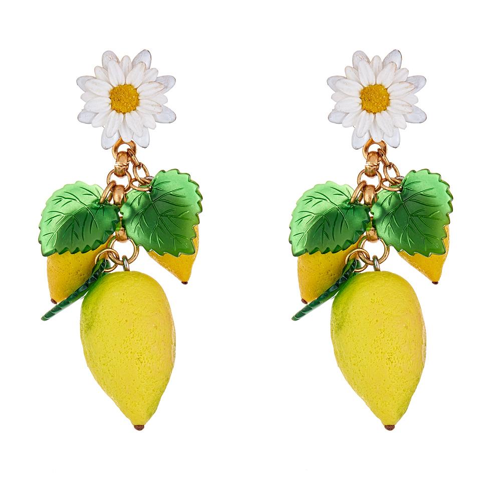 Elizabeth Cole Mohawk Earrings