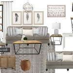 Traditional Farmhouse Living Room Design By Havenly