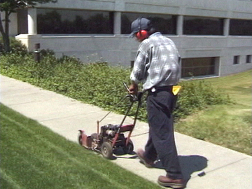 landscaping and groundskeeping