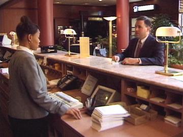 Hotel Motel and Resort Desk Clerks