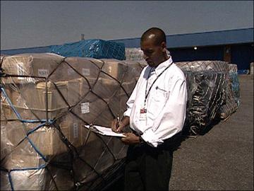 Aircraft Cargo Handling Supervisors