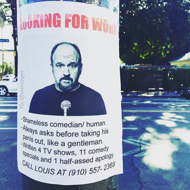 Louis CK - HeadStuff.org