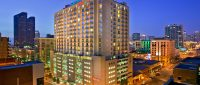 Hotels in the Gaslamp District   San Diego Marriott Gaslamp