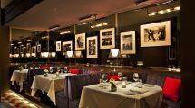 Fancy Restaurant New York City