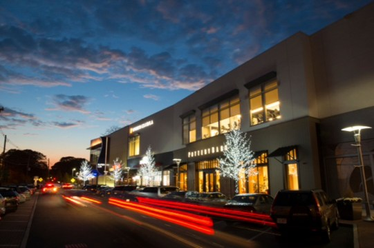 Shopping Center 'The Street' Serves As Venue For Arts And Music