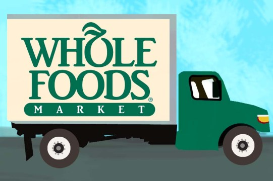 Whole Foods Launches Partnership To Bring Food To Consumer Doors