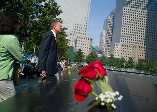 Remembering To 'Never Forget' 9/11