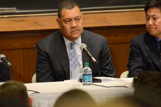 'Race In The USA' Panel Urges BC Students To Action