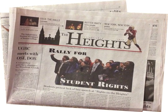 Structural Changes To 'The Heights'