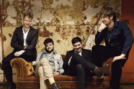 Mumford & Sons Ditches The Banjo, Rolls Over A New Stone