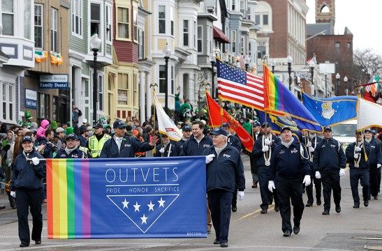City Officials, BC Students Reflect On Historic St. Patrick's Day March For LGBTQ Groups