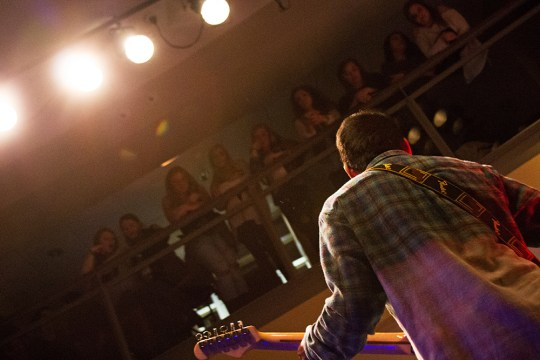 Five BC Bands Battle For The Right To Open Modstock